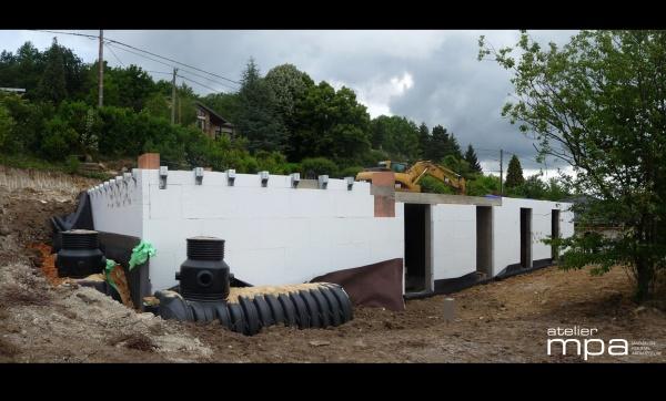 les projets de l 39 atelier mpa maison ka. Black Bedroom Furniture Sets. Home Design Ideas