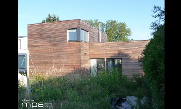 les projets de l 39 atelier mpa maison kf. Black Bedroom Furniture Sets. Home Design Ideas