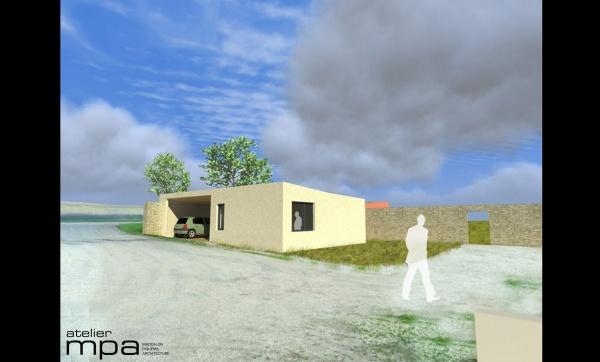 les projets de l 39 atelier mpa maison jr. Black Bedroom Furniture Sets. Home Design Ideas