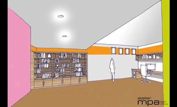 les projets de l 39 atelier mpa r no ro. Black Bedroom Furniture Sets. Home Design Ideas