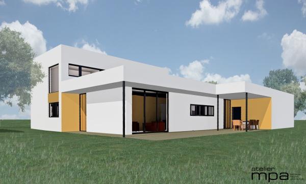 les projets de l 39 atelier mpa maison ko. Black Bedroom Furniture Sets. Home Design Ideas