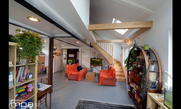 les projets de l 39 atelier mpa r no pv. Black Bedroom Furniture Sets. Home Design Ideas