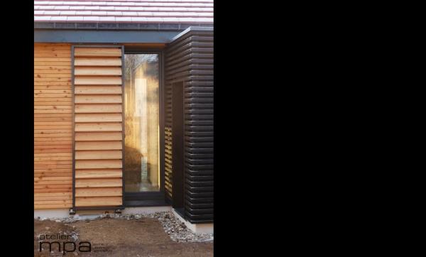 les projets de l 39 atelier mpa maison cd. Black Bedroom Furniture Sets. Home Design Ideas