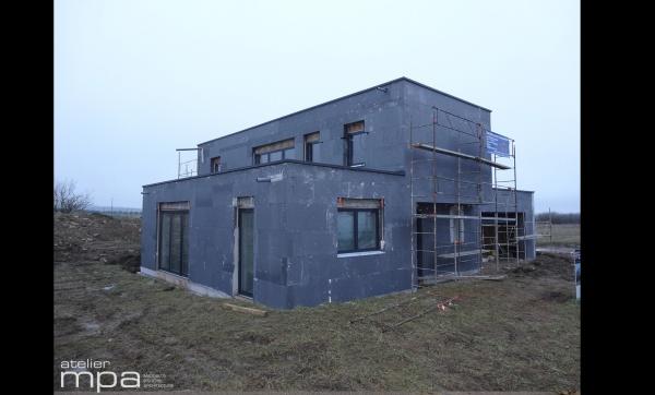 les projets de l 39 atelier mpa maison gx. Black Bedroom Furniture Sets. Home Design Ideas